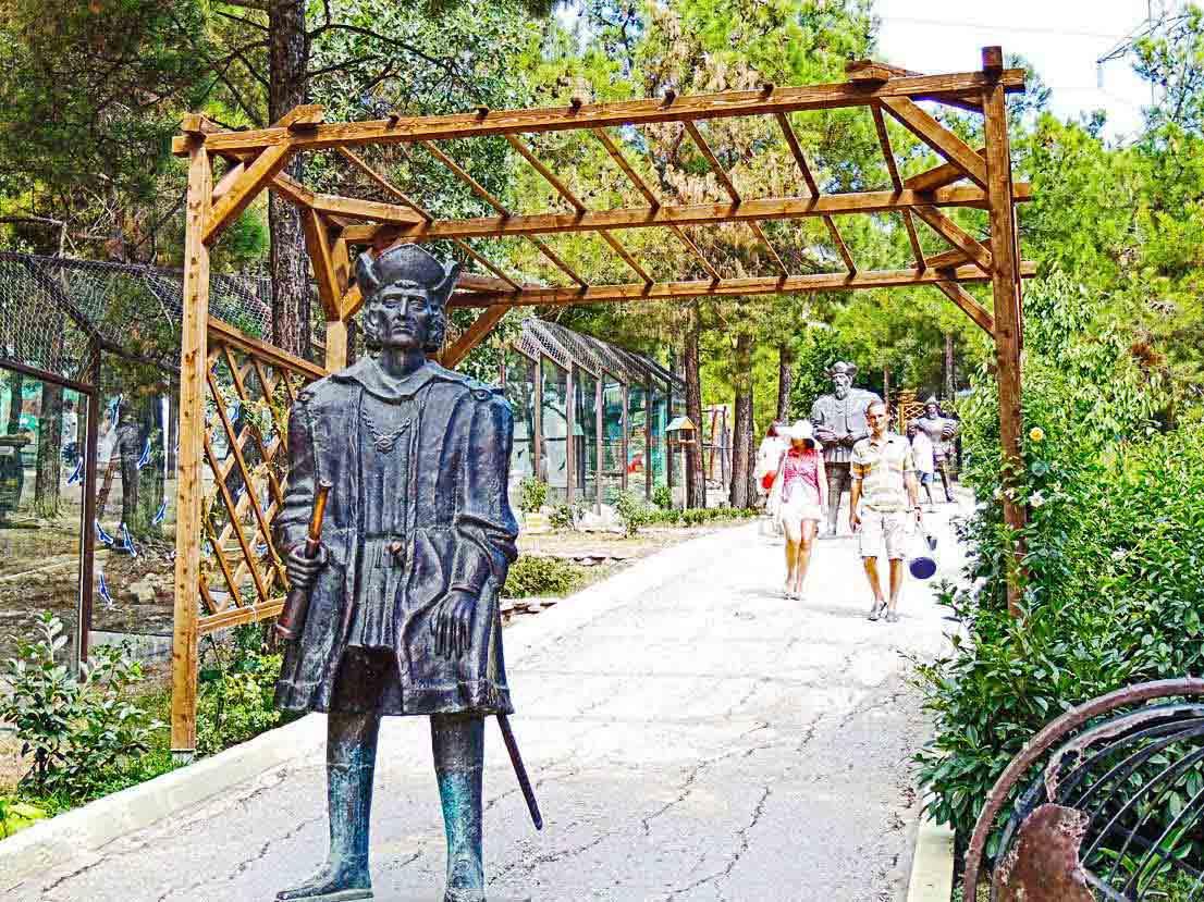 Сафари парк в Геленджике, канатная дорога, отзывы